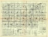 Taylor County Map - Index, Taylor County 1957