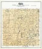 Erin Township, Thompson P.O., Washington and Ozaukee Counties 1892 Published by C.M. Foote & Co
