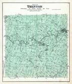 Trenton Township, Myra, Newburgh, Washington and Ozaukee Counties 1892 Published by C.M. Foote & Co