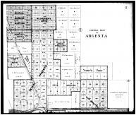 Argenta - Central Above, Pulaski County 1906