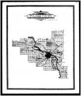 Pulaski County Outline Map, Pulaski County 1906