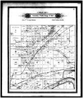 Township 2 N. Range 11 W., Galloway, Pulaski County 1906