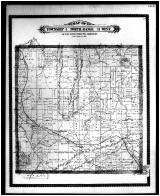 Township 5 N. Range 31 W., Salem Witcherville P.O., Chocoville, Mansfield, Sebastian County 1887