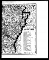 Arkansas State Map - Right, Sebastian County 1903