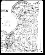 Townships 8, 9 N. Ranges 29, 30, Ursula P.O., Beverly P.O., Lavaca, Island P.O. - Right, Sebastian County 1903
