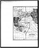 World Map - Left, Sebastian County 1903
