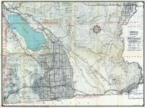 Imperial County 1948 Road Map, Imperial County 1948 Road Map