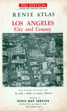 Title Page, Los Angeles County 1961