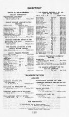 Directory of Housing Authorities and Transportation 1, Los Angeles and Los Angeles County 1949