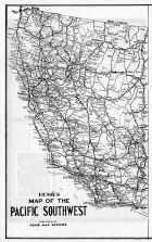 Pacific Southwest Map 1, Orange County 1961