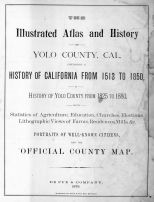 Title Page, Yolo County 1879