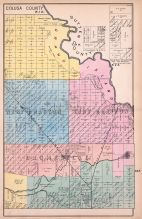 West Grafton Township, East Grafton Township, Cacheville Township, Yolo County 1879