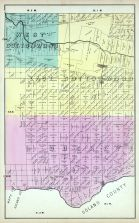 West and East Cottonwood Townships, Buckeye Township, Winters, Cottonwood, Madison, Capax, Yolo County 1879