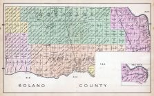 Woodland Township, North Putah Township, Danville, Plainfield, Washington, Yolo County 1879