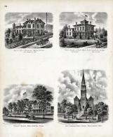 Geo. H. Reynolds, Packer, Knapp, Pequot House, First Congregational Church