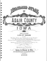Title Page, Adair County 1901