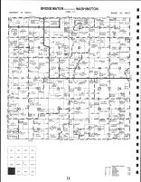 Code 13 - Bridgewater Township - South, Washington Township, Adair County 1990