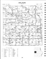 Code 21 - Union Prairie Township, Allamakee County 1982