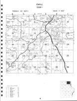 Code 6 - Iowa Township - West, New Albin, Duck Lake, Allamakee County 1982