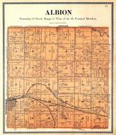 Albion Township, Butler County 1920c