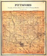 Pittsford Township, Butler County 1920c