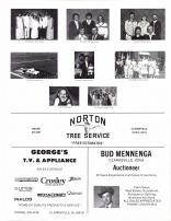 Markes, Schmidt, Miller, Senne, Broatz, Johnson, Westendorf, Rotting, Norton Tree Service, George's T.V. & Appliance, Butler County 1984