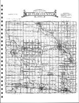 Butler County Topographical Map, Butler County 2000