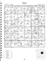 Center Township, Rockwell City, Calhoun County 1986