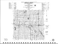 Greene County Highway Map, Calhoun County 1986