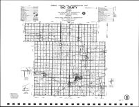 Sac County Highway Map, Calhoun County 1986