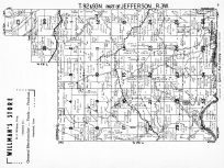 Jefferson Township 1, Clayton County 1950