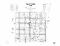 Carroll County Map, Crawford County 1990