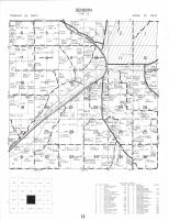 Denison Township, Crawford County 1990