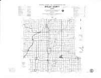 Shelby County Map, Crawford County 1990