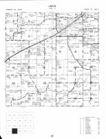 Union Township, Dow City, Crawford County 1990