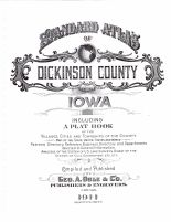 Title Page, Dickinson County 1911