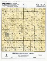 Franklin County 1950c Iowa Historical Atlas