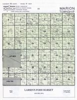Marion Township, Latimer, Coulter - East, Franklin County 1950c