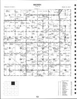 Code 13 - Madison Township, Hayfield, Hancock County 1984