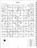 Code 7 - Crystal Township, Crystal Lake, Hancock County 1984