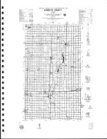 Kossuth County Highway Map, Hancock County 1984
