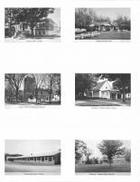 Cresco Public Library, Country Club, Methodist Episcopal Church, Assembly of god, Evans Rest Home, Mercy Hospital, Howard County 1969