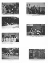 New Oregon Neighbors Farm Bureau Ladie's Club, Oakdale Township Hunters, Cresco Saddle Club, Zion, United Church, Howard County 1969