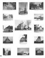 Old Immanuel Lutheran Church, Holy Trinity, Liberty School, Ludwig Plumbing, Heating & Electricity, Saint Paul, Methodist, Zion, Howard County 1969