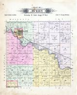 Avery Township, Bradgate, East Gilmore City, Fairview, Des Moines River, Humboldt County 1896