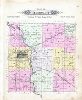 Townships In Humboldt County Iowa
