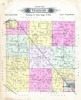 Vernon Township, Luverne, Renwick, Humboldt County 1896