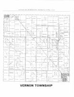 Vernon Township, Renwick, Luverne, Humboldt County 1915