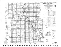 Webster County Highway Map, Humboldt County 1990