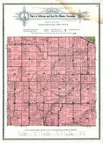 Jefferson and East Des Moines Townships, Mahaska County 1920